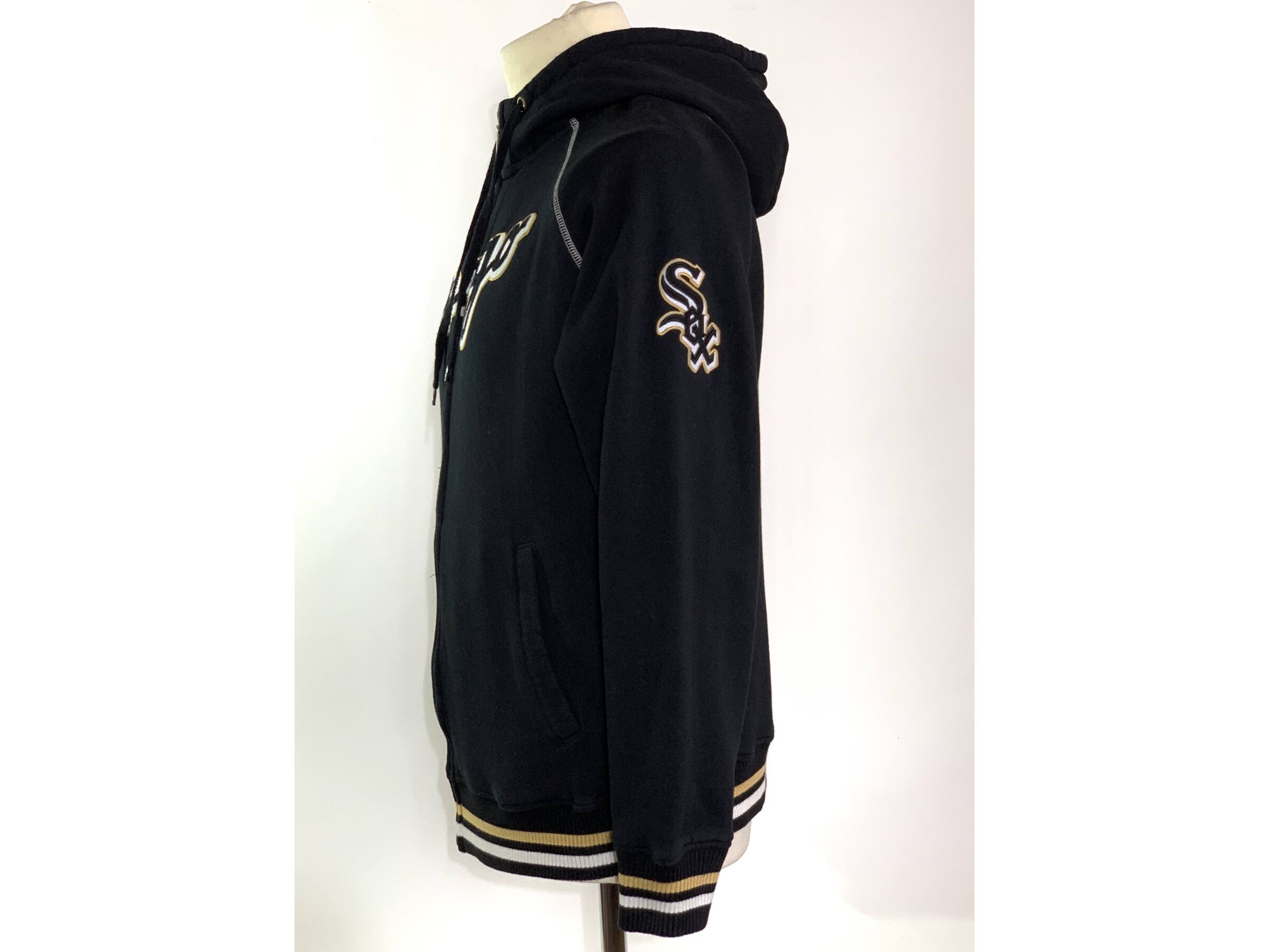 Majestic Cooperstown Chicago White Sox pulóver (M)