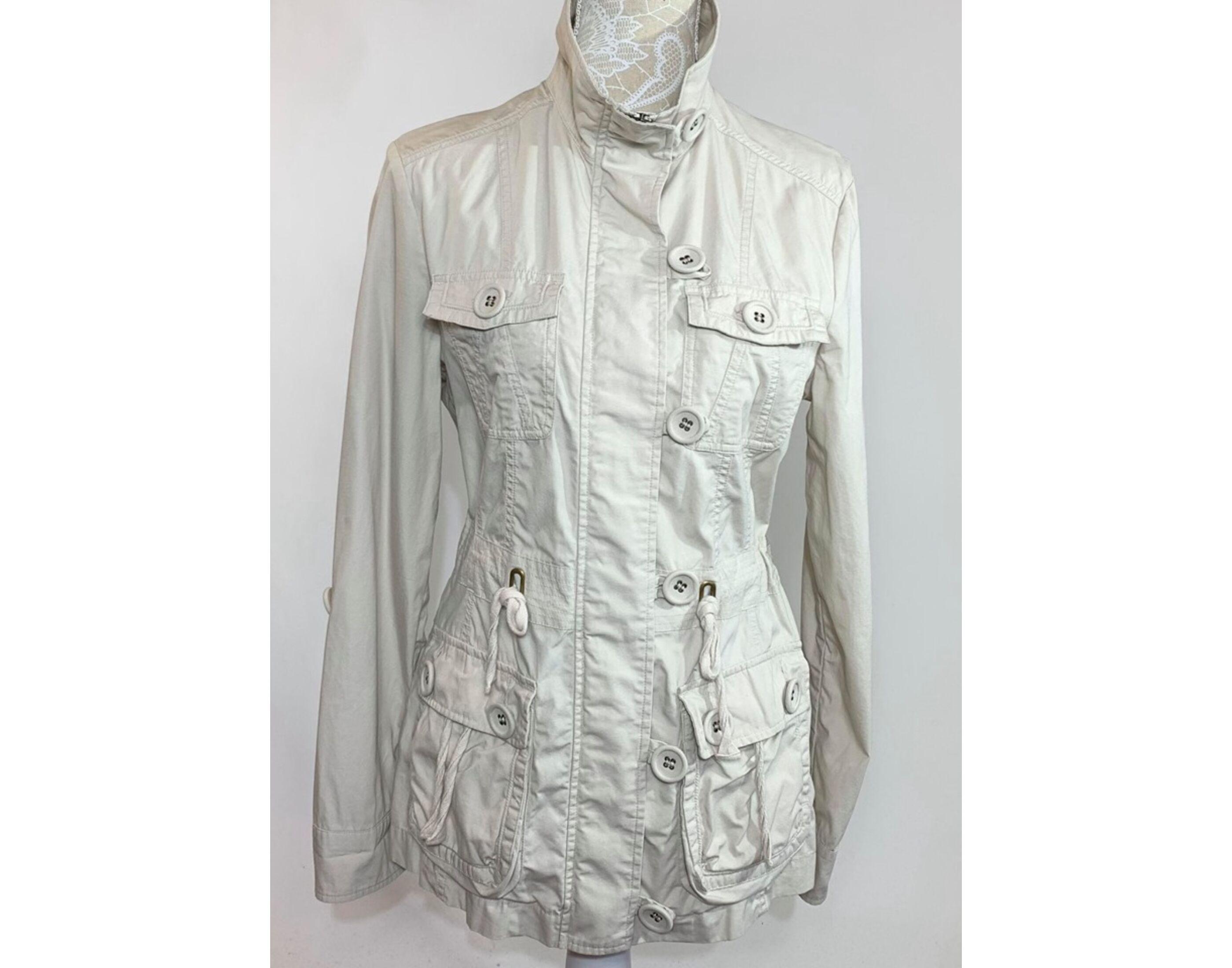 Marks & Spencer kabát (M)