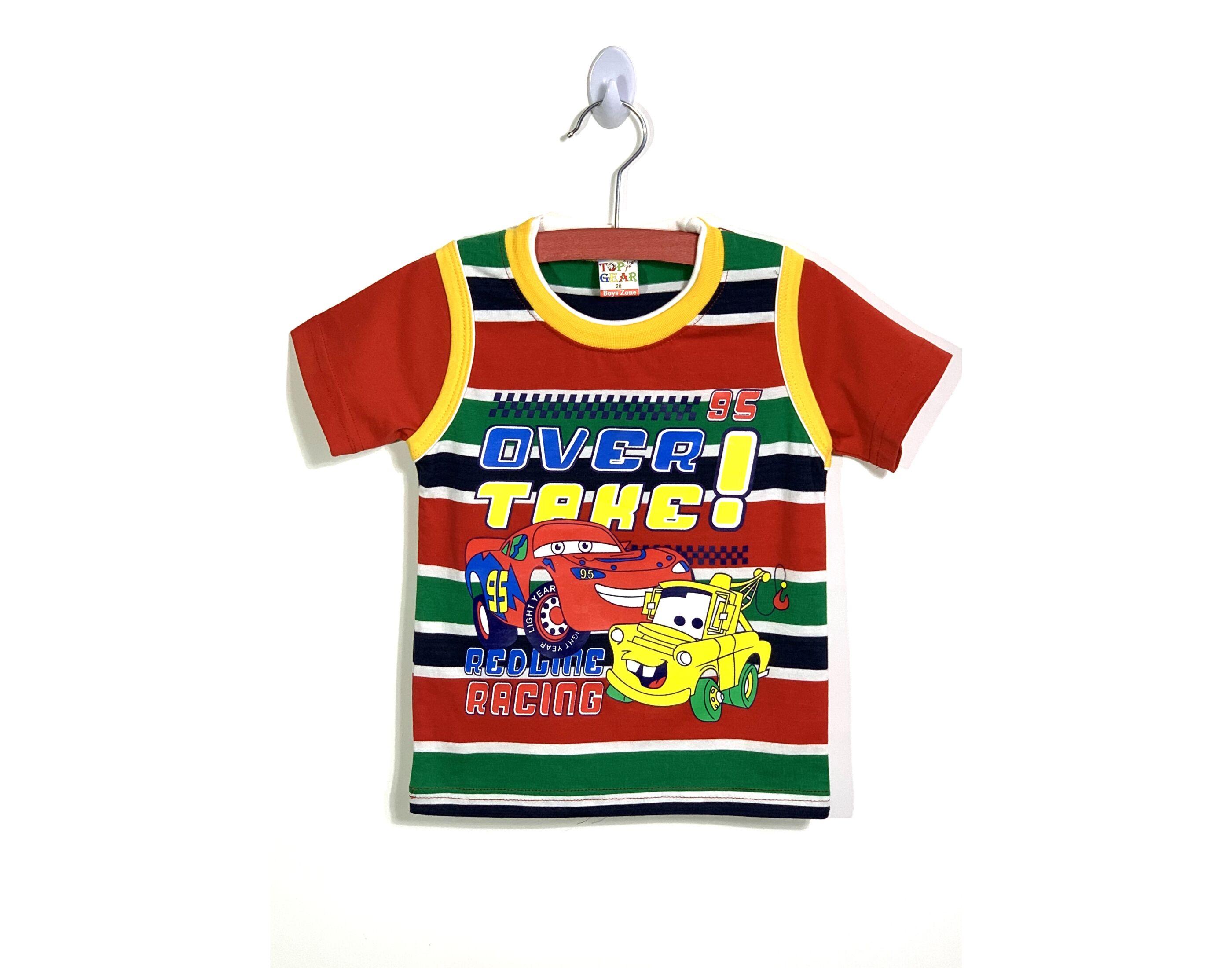 Top Gear póló (2 év)